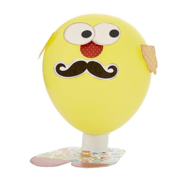 """Animal Crackers """"Balloon Man"""""""