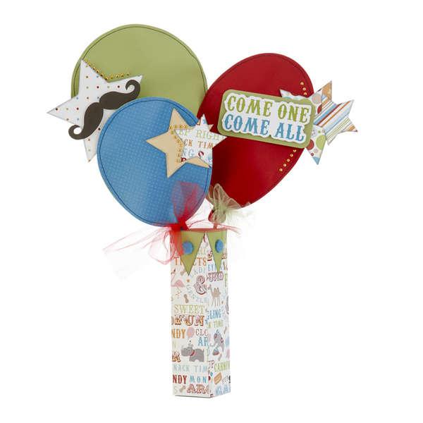 "Animal Crackers ""Balloon Display"""