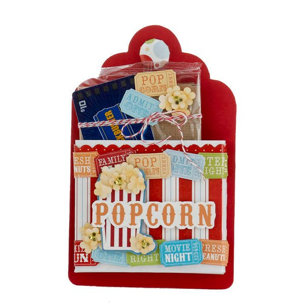 """Animal Crackers """"Gift"""" Card"""