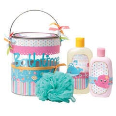 Splash Dance Bath Set by Amy Mitchell