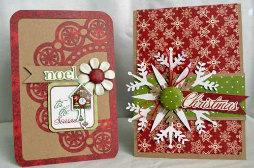 Christmas cards bu Guiseppa Gubler