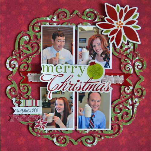Merry Christmas by Guiseppa Gubler