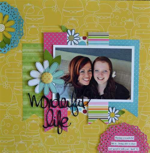 Wonderful Life by Guiseppa Gubler