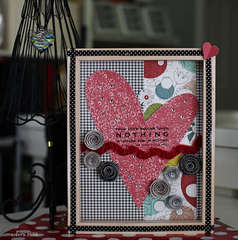 Altered Shadow Box Frame