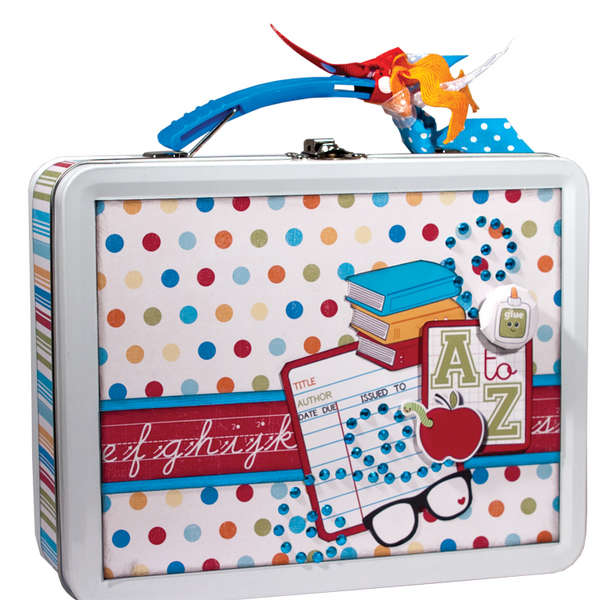 Imaginisce Geek is Chic Lunchbox