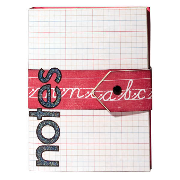 Notes Using Imaginisce Geek is Chic Collection