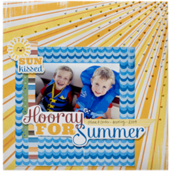 Hooray for Summer featuring Endless Summer from Imaginsce