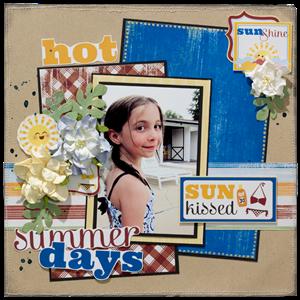 Hot Summer Days featuring Endless Summer from Imaginsce