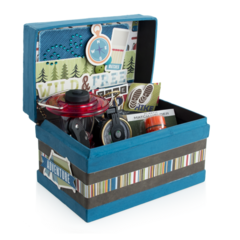 Camping Kit featuring Outdoor Adventure from Imaginisce