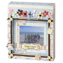 Endless Summer Shadow Box Frame