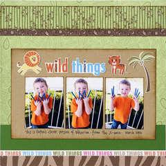 Wild Things Clever Oaken by Joey Whitaker