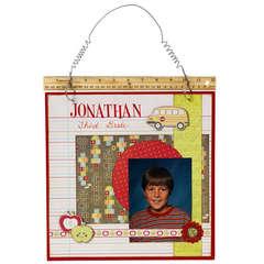 Jonathan Wall Hanging by Shauna Butler