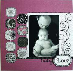 Baby Love by Robyn Schaub