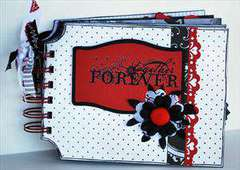 Together Forever Mini Book by Aphra Bolyer