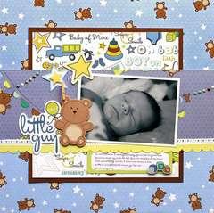 Little Guy by Lydia Jackson