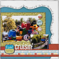 Cruisin 12x12 Layout