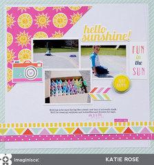 Hello Sunshine by Katie Rose