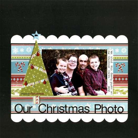 Our Christmas Photo