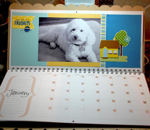 2013 Calendar - January