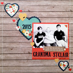 Grandma StClair