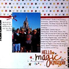 Hello Magic Kingdom