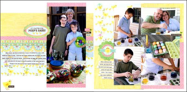 It's Easter....for Peep's Sake