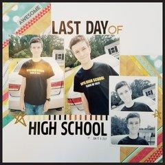 Last Day of High School