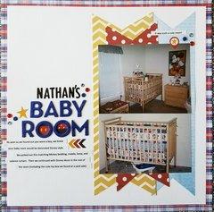 Nathan's Baby Room