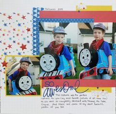 So awesome - Thomas the Tank Engine