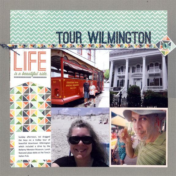 Tour Wilmington