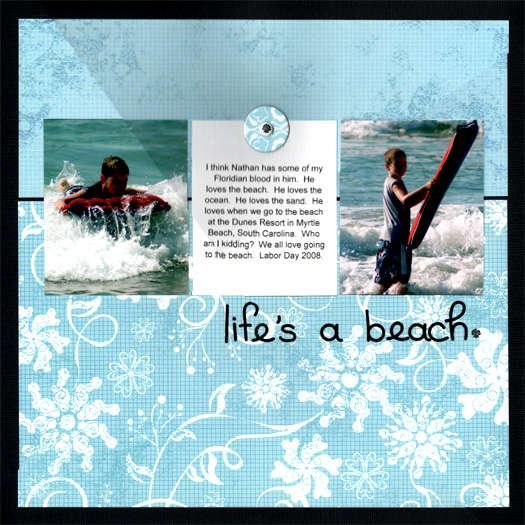 Beach (GCD Studios)