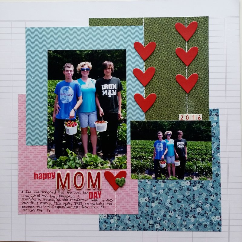 Happy Mom Day 2016