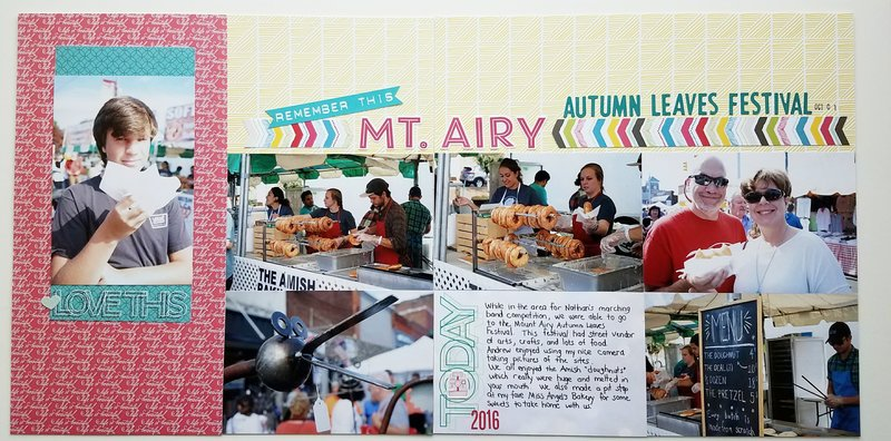 Mount Airy Autumn Leaves Festival