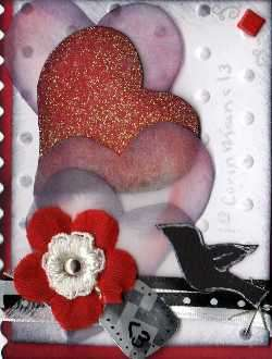 Wonders of the World ATC Valentines Swap