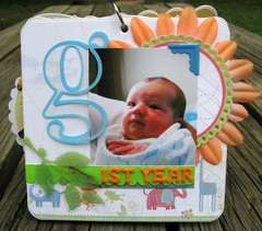 Gavin's 1st Year