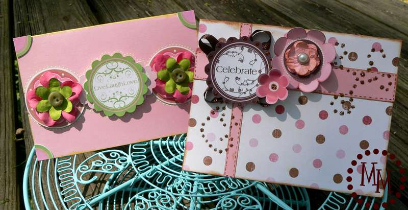 Cupcake Topper Cards