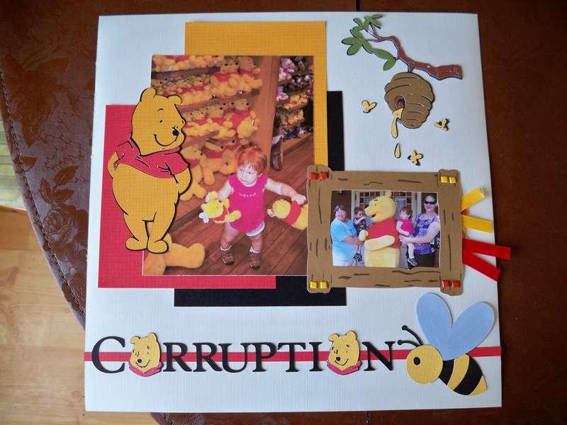 Grandma's Corruption Page 2