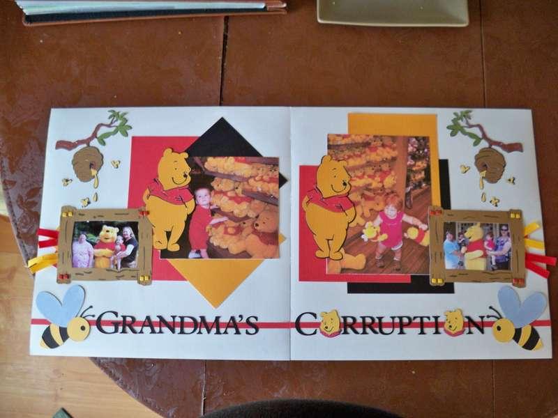 Grandma's Corruption Whole
