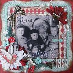 CHRISTMAS 1954