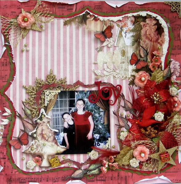 Let's Get Shabby Challenge # 6