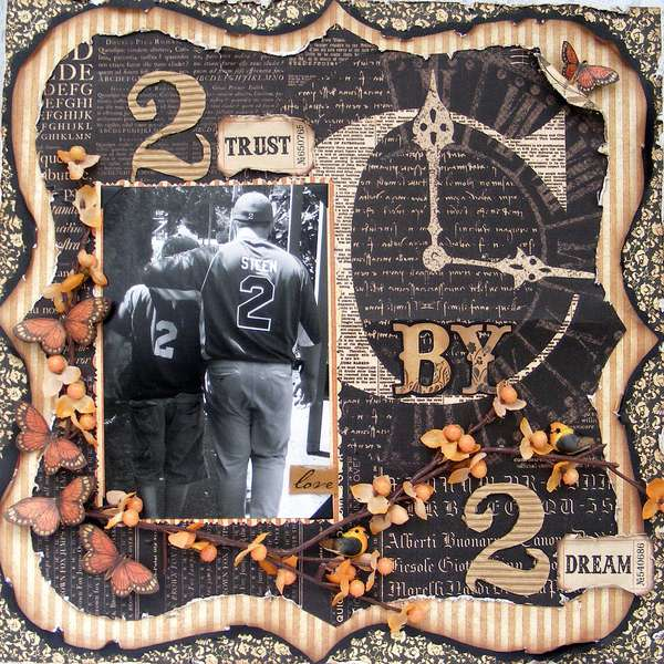2  BY 2 (Graphic 45)