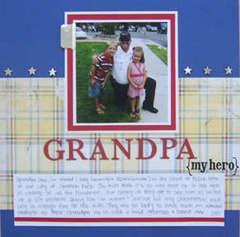 Grandpa - my hero