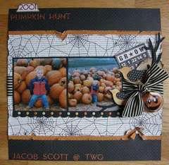 Pumpkin hunt 2001