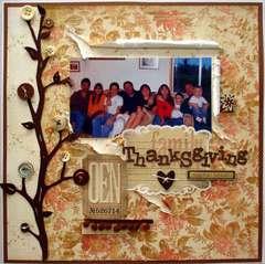 Oen Family Thanksgiving