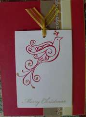 Merry chirstmas card