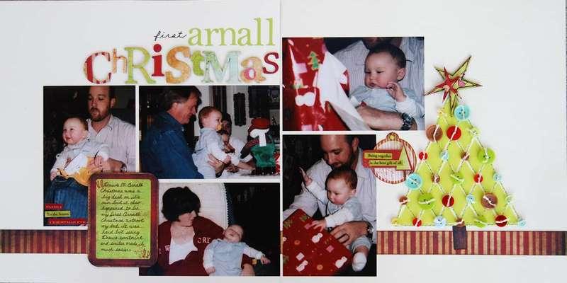 First Arnall Christmas