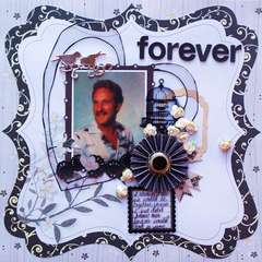 forever (Scrappy Chic Cafe)