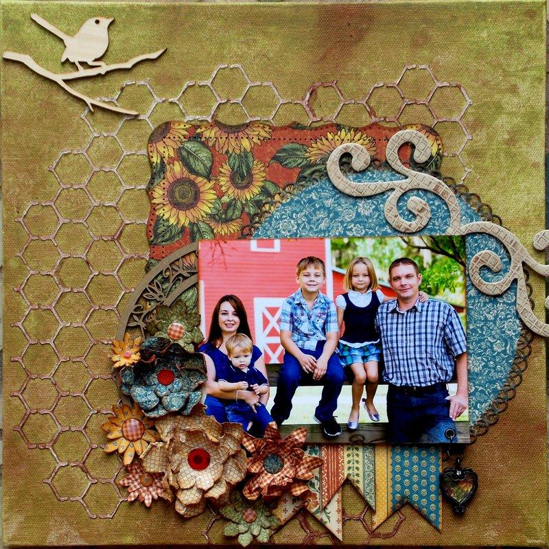 Family canvas