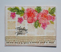Thinking of you card #1