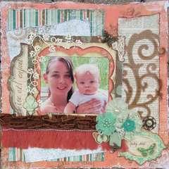 Mere et l'enfant (mother and child)